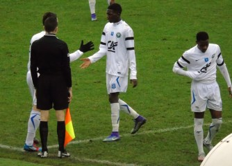 US Ivry / AJ Auxerre (Gambardella) : 21.02.2016