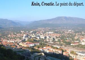 Knin - Croatie